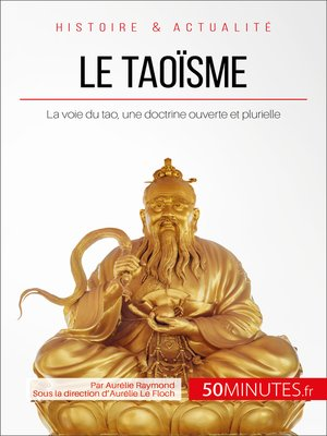 cover image of Le taoïsme
